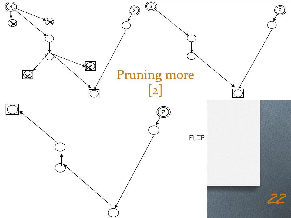 Pruning more [2]